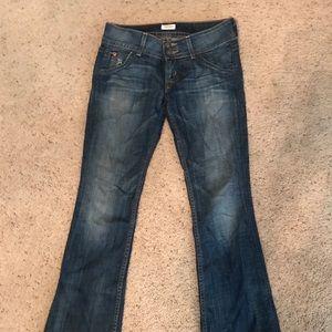 Hudson bootcut jeans size 25